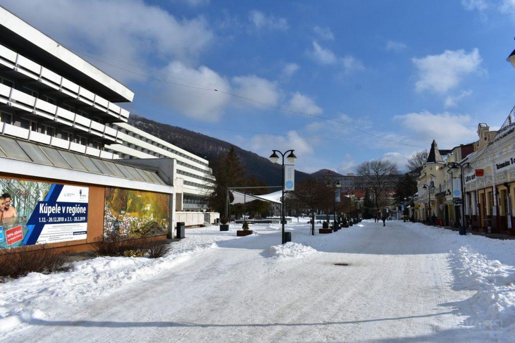Wellness hotel Panorama **** - Trenčianske Teplice