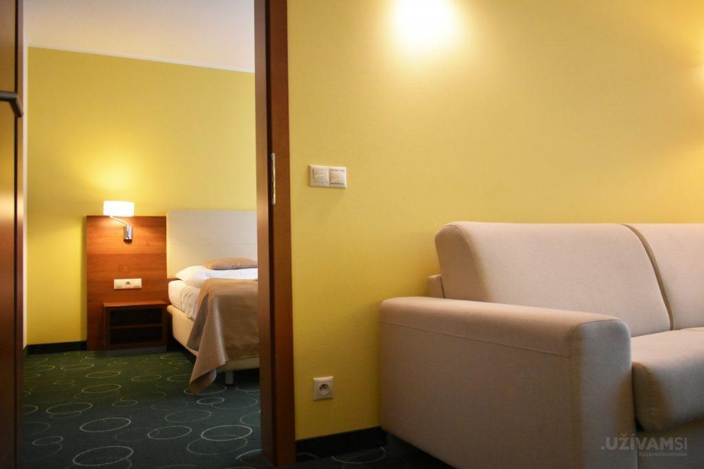 Wellness hotel Panorama **** - apartmán