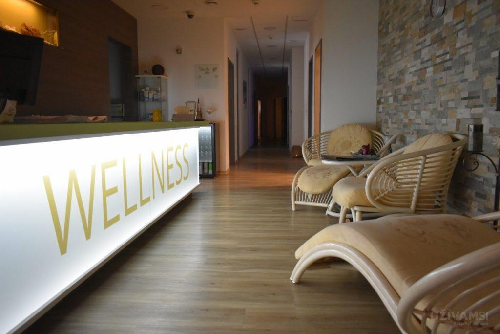 Wellness hotel Panorama **** - wellness zóna