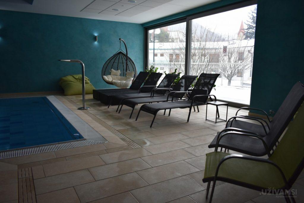Wellness hotel Panorama **** - wellness zóna, bazén