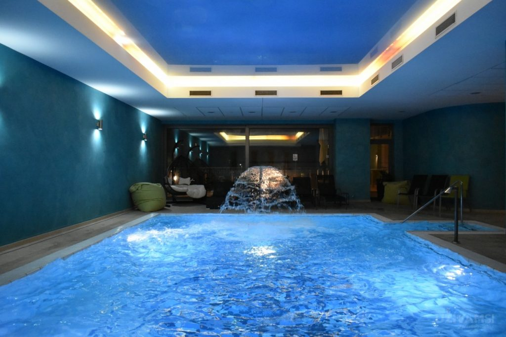 Wellness hotel Panorama **** - bazén