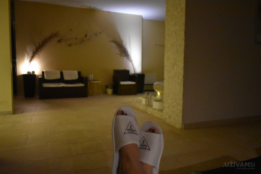 Wellness hotel Panorama **** -  tepidárium