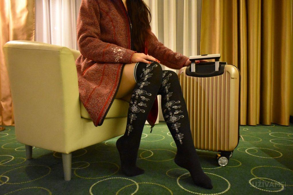 Wellness hotel Panorama **** - kabátik Benesport, Smraďošky a HaChi kufor