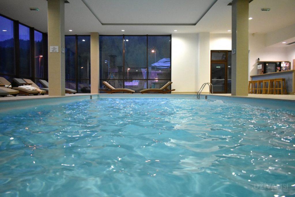 Hotel Salamandra **** - Wellness zóna