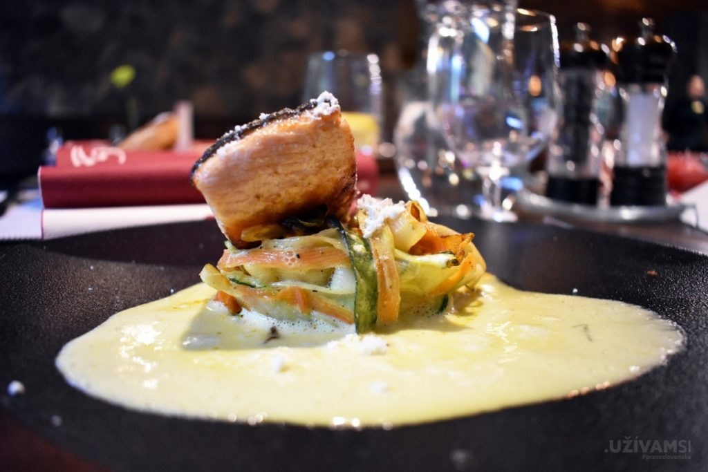 Hotel Salamandra **** - 4 chodové večerné menu