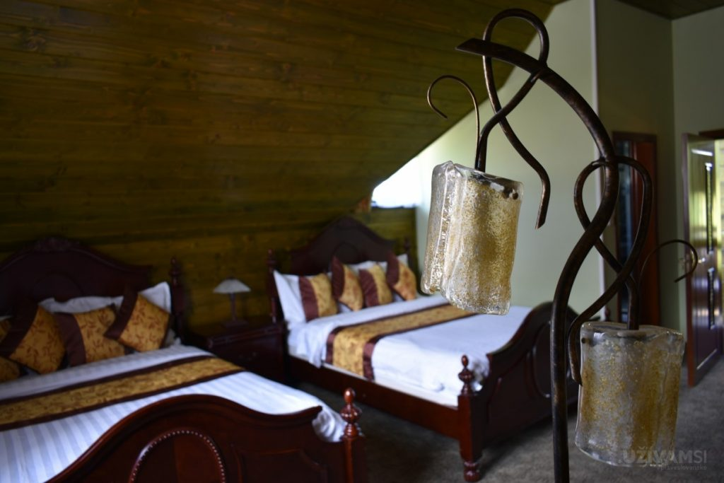 Mountain Resort Chalets - spálňa č.2