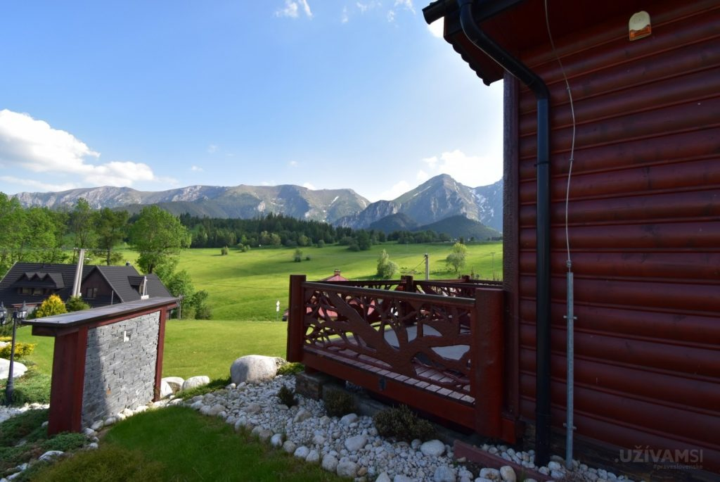 Mountain Resort Chalets