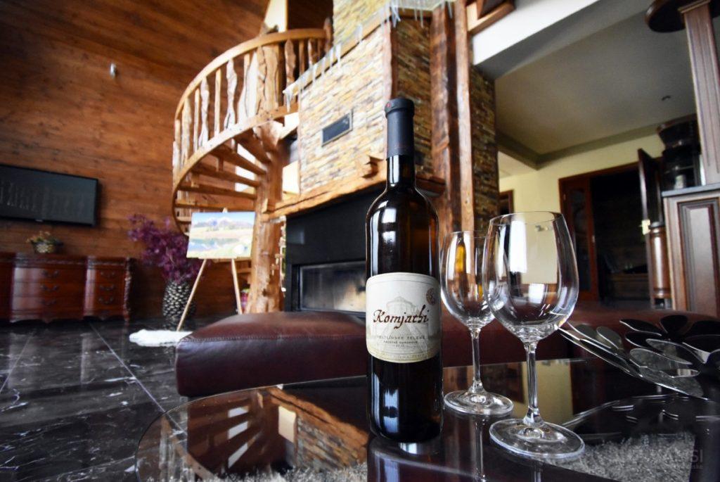 Výber z rodinného vinárstva Komjathi
