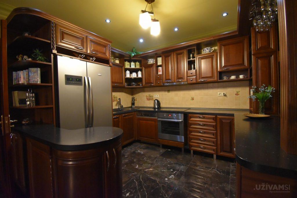 Mountain Resort Chalets - kuchyňa
