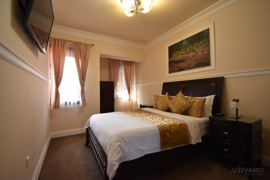Mountain Resort Apartments - spálňa