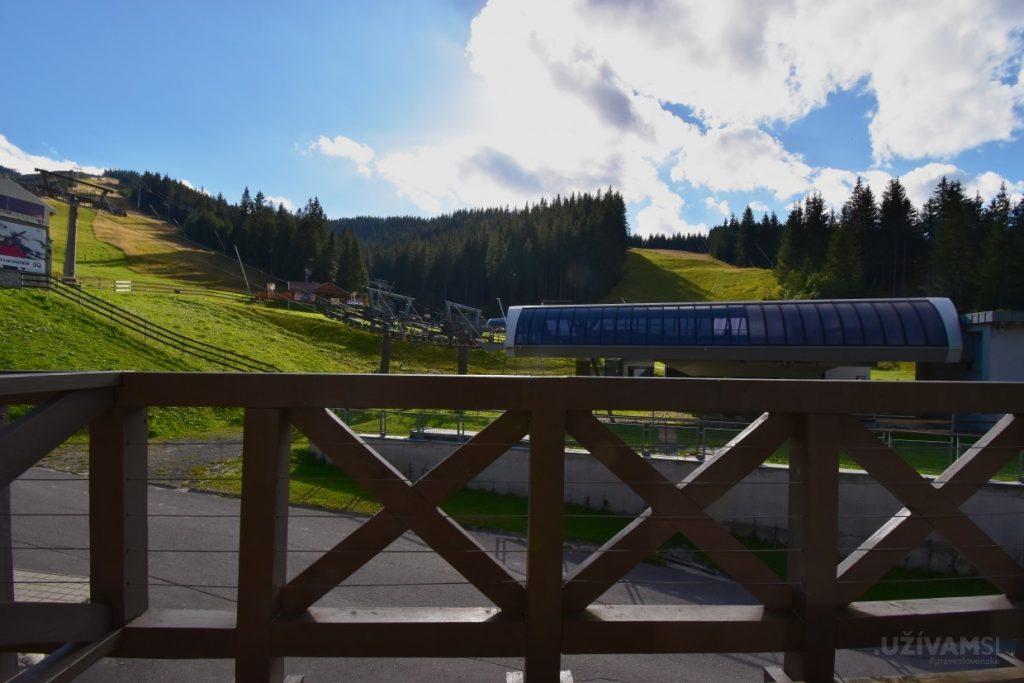 Jasná Záhradky - luxus pre milovníkov letnej turistiky a zimných športov