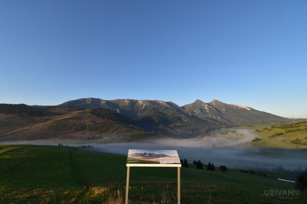 Winter & Summer Resort - na skok do Bachledovej doliny
