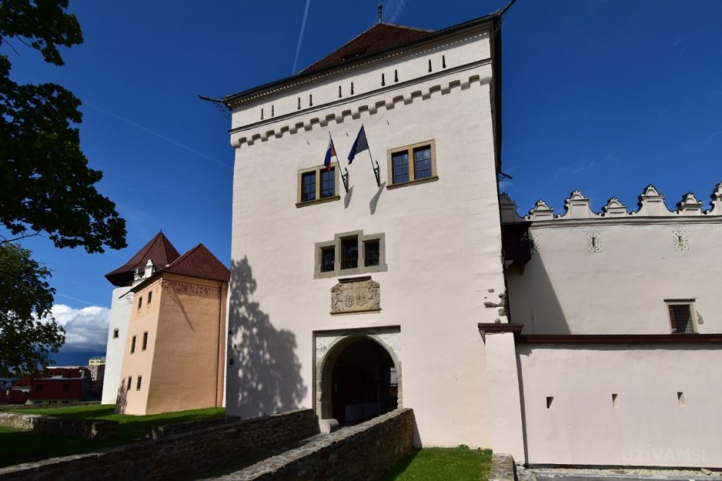 Hotel Hviezdoslav **** - luxus a história v srdci starobylého kráľovského mestečka Kežmarok