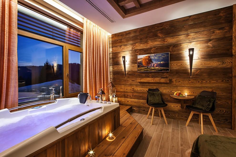 5 dôvodov, vďaka ktorým si obľúbite wellness Hotela Partizán ****