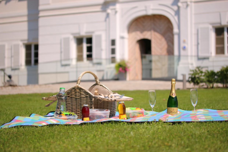 Vitajte v historickom hoteli Château Gbeľany